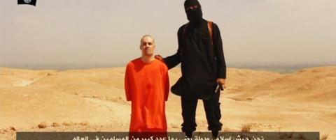 Ekspert mener henrettelsen av James Foley kan ha v�rt iscenesatt