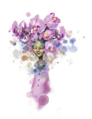 Vi kan alle blomstre om vi f�r v�re den blomsten vi er