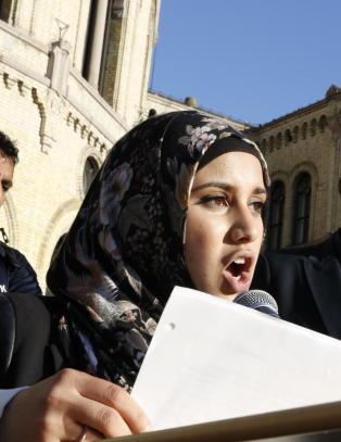 Faten (19) hylles etter appellen som satte ekstremistene p� plass