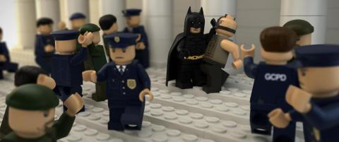 Advarer mot organisert Lego-kriminalitet