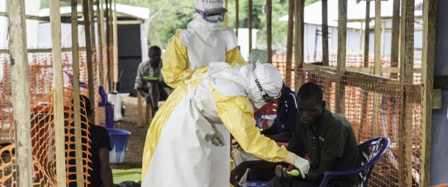 N� skal Ebola-vaksine testes p� mennesker
