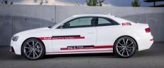 Audi med elektrisk overraskelse