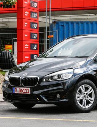 BMW med 7-seter