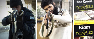 Terrorsiktede briter kj�pte �Islam for dummies� f�r de dro til Syria