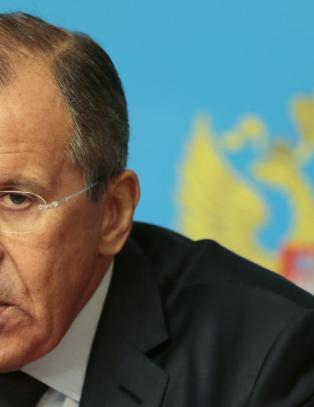 Russland: - USA m� st�tte Assad i krigen mot IS