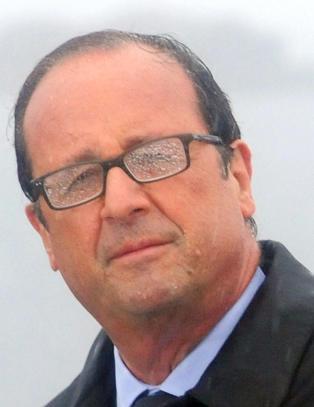 Den fortvilte president Hollandes siste sjanse
