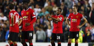 United ydmyket og utklasset. P� trynet ut av cupen mot MK Dons