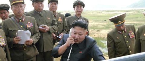 Nord-Korea kaller USA �menneskerettighetenes kirkeg�rd�