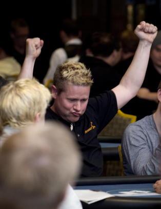 Venstre avgj�r striden om poker i Norge