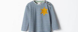 Zara med �Auschwitz-inspirert� barnegenser: Legger seg flate