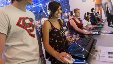Snart spiller flere kvinner enn menn