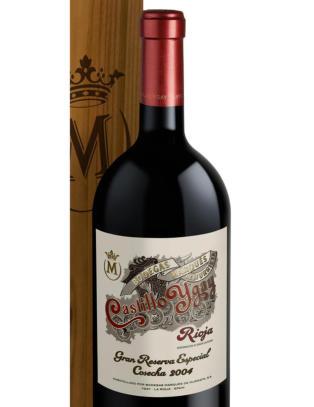 Hvis du skal lagre vinen er det denne flasken du b�r velge