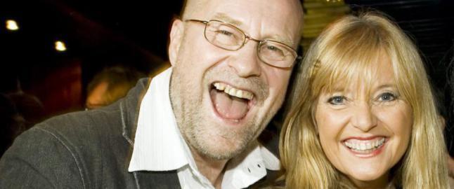 Hanne Krogh i sorg over Jan Groths d�d