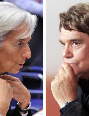 Mystisk brev knytter IMF-sjefen til milliardutbetalingene