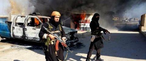 Terroralarmen i sommer:  Fire IS-terrorister var p� vei til Norge