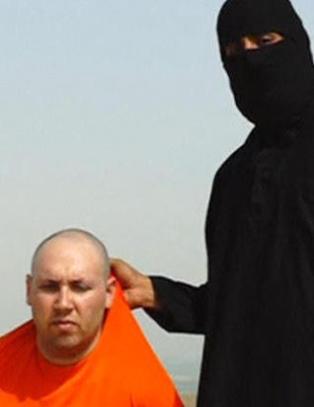 - Journalist Steven Sotloff (31) halshogd i ny IS-video