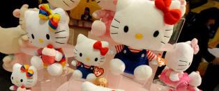 Trodde du �Hello Kitty� var en katt?