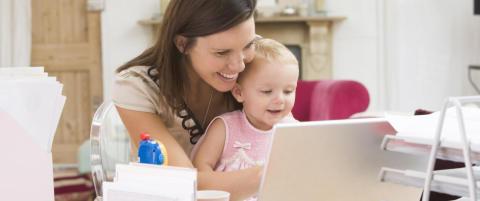 Mange g�r for langt i � overorganisere barnas liv