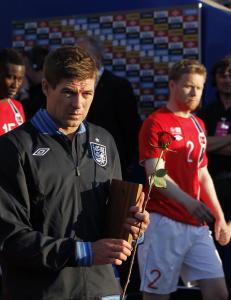 H�gmos Norge setter historisk bunnrekord mot England p� Wembley