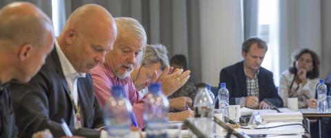 NRK innr�mmer at de burde v�rt mer kritiske til Hamas og Mads Gilbert