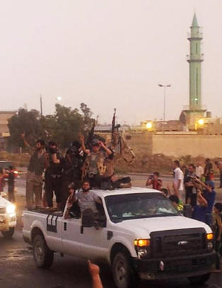 Obama s�ker allierte til krig mot kalifatet