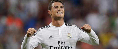 - Jada, Anfield blir vanskelig, men vi er Real Madrid