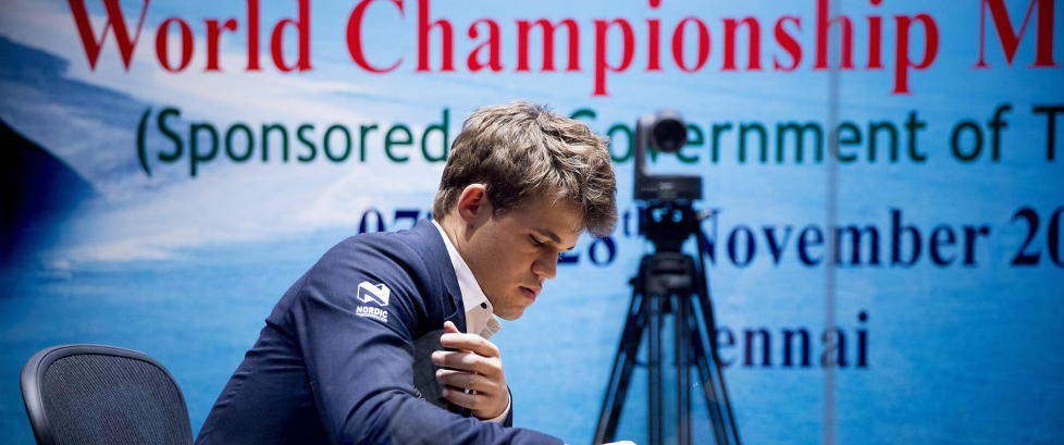 Sjakkekspert: - FIDE har en plan. Uten Magnus Carlsen