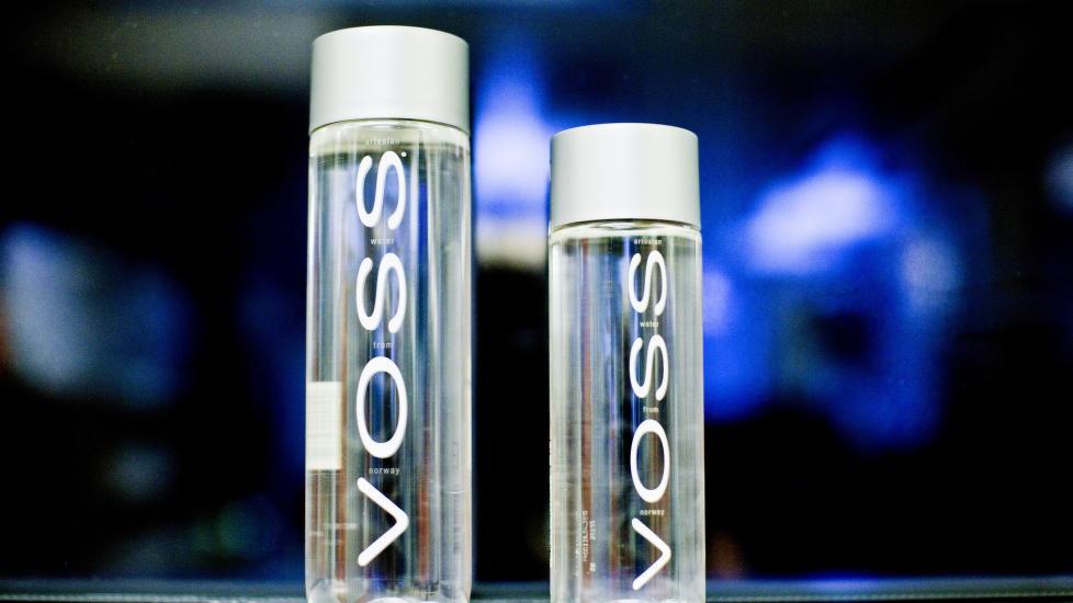 Pengene renner ut:  Voss har vist seg � v�re et enormt tapssluk. Foto: Sara Johannessen / SCANPIX