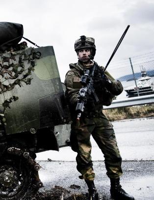 Sender Telemark-kompani til Latvia