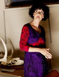 At Unni Lindells nye krim starter p� Halloween, er ikke tilfeldig