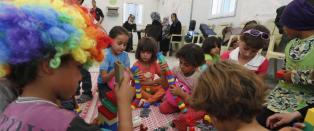 Vi vil ha storbydugnad for de 123 skadde syrerne