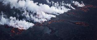 450 jordskjelv ved Bardarbunga