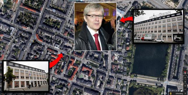 - Stein K�re Kristiansen viste feil draps�sted