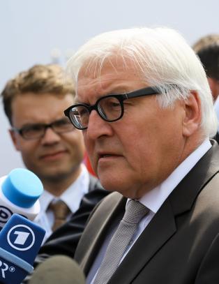 - En allerede farlig situasjon i Ukraina har n�dd et helt nytt niv�