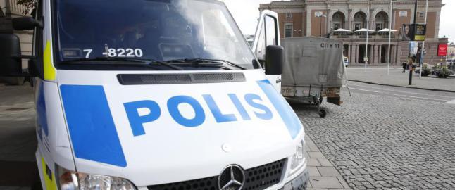 Frykter nazi-br�k i Stockholm