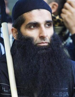 Arfan Bhatti ute av fengsel