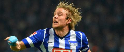 Skjelbred selges til Hertha for 12 millioner kroner