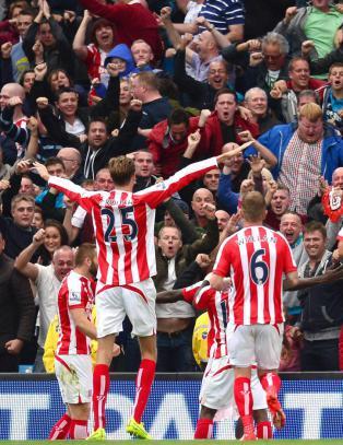 Sjokkerte City med sin f�rste Premier League-scoring p� 1341 dager