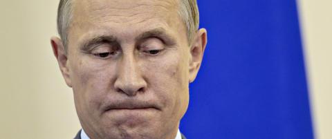 Rammes av nye sanksjoner