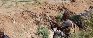 USA bomber IS-oppr�rere ved Amerli