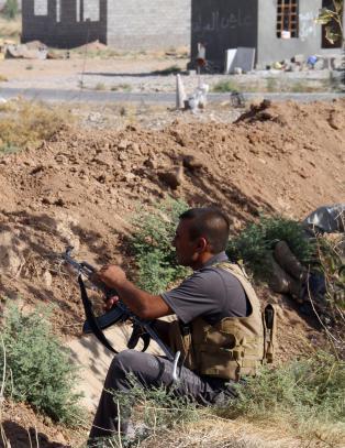 Irakiske styrker erkl�rer seier i den IS-beleirede byen Amerli