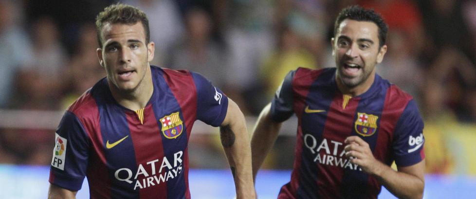 Da stjernene bommet - ble Ramirez (19)  Barcelonas matchvinner