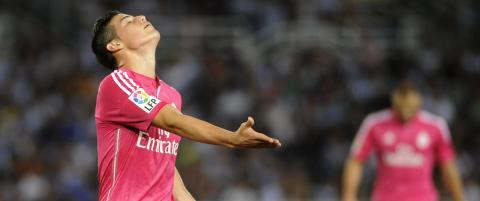 Ydmykende tap for Real Madrids stjernelag