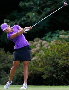 Ingen ny triumf for Suzann Pettersen