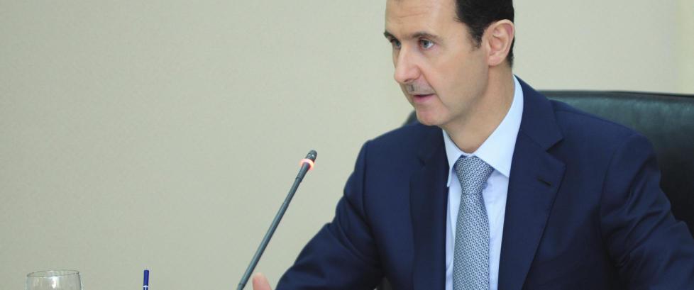 Innsatte ny regjering i Syria