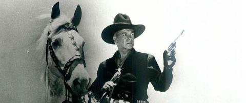 Mystisk cowboyhelt