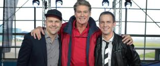 David Hasselhoff: I would like to buy your company