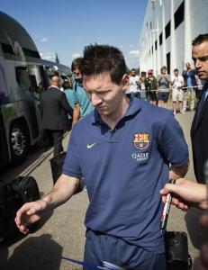 Messi mister finalerevansjen
