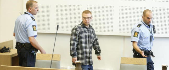 - Kim Andreas Kristiansen har erkjent at han drepte stefaren
