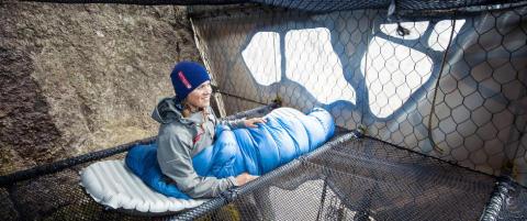 �tte utrolige steder � sove i Norge